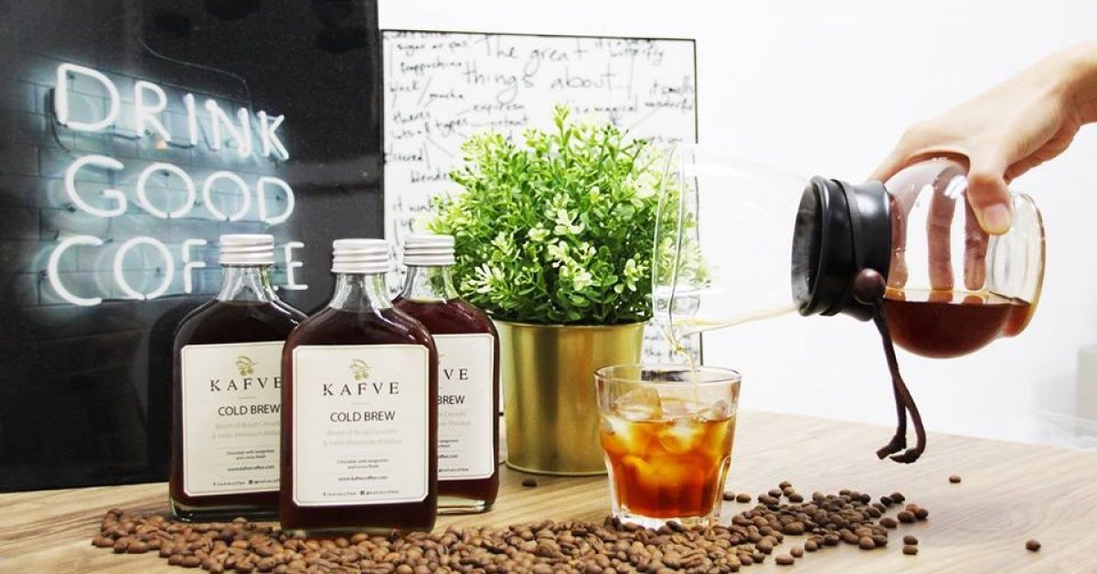 Cold Brew Coffee Subscriptions Singapore