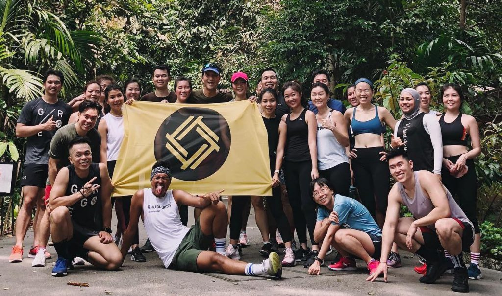 Fitness studios new normal singapore