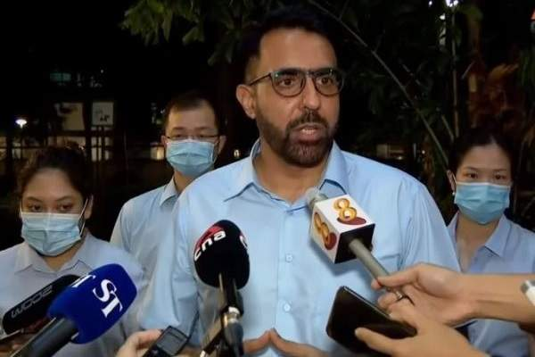 Pritam Singh Workers' Party WP General Elections 2020