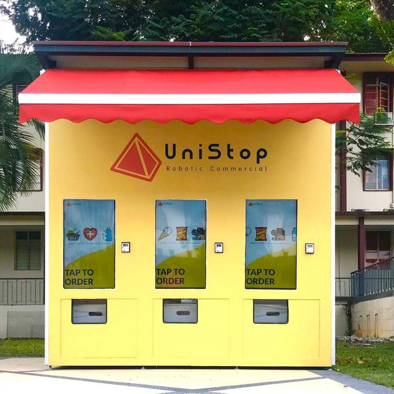 unistop robotic commercial smu incubation programme