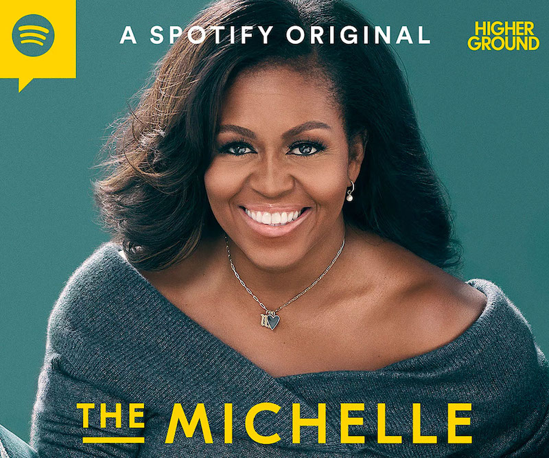 the michelle obama podcast, to podcasts for personal development and growth