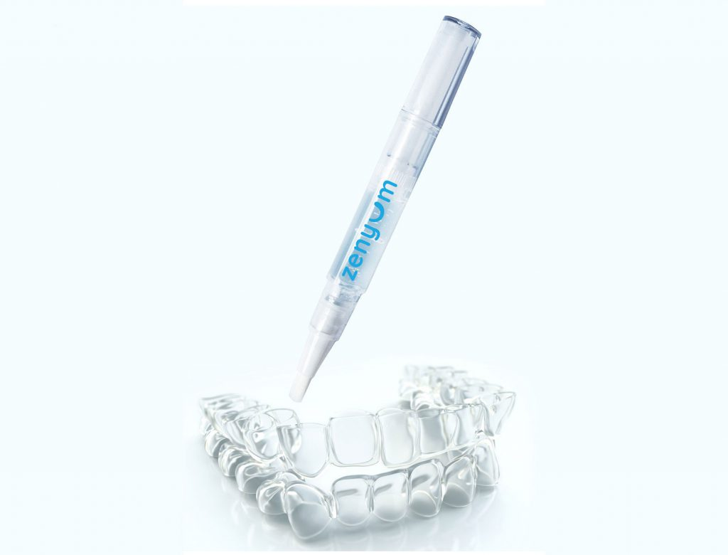 Zenyum White teeth whitening