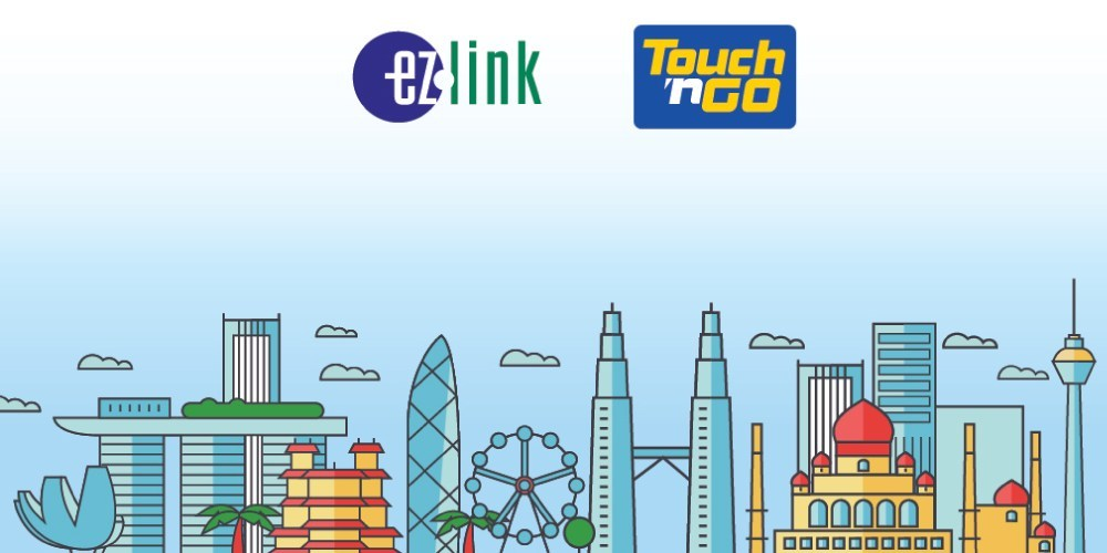 ez-link and touch n go card