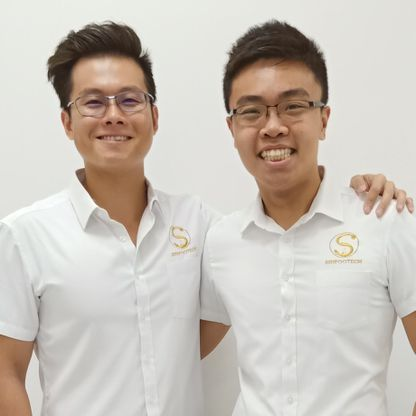 Jonathan Ng And Chua Jian Yong