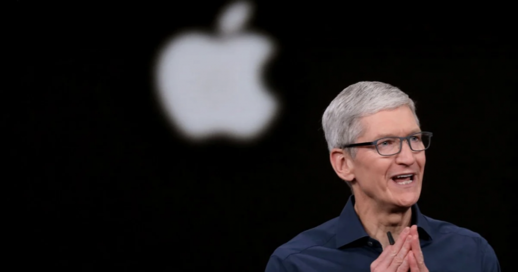 Tim Cook Is Officially A Billionaire As Apple's Now Valued At US$2 Trillion