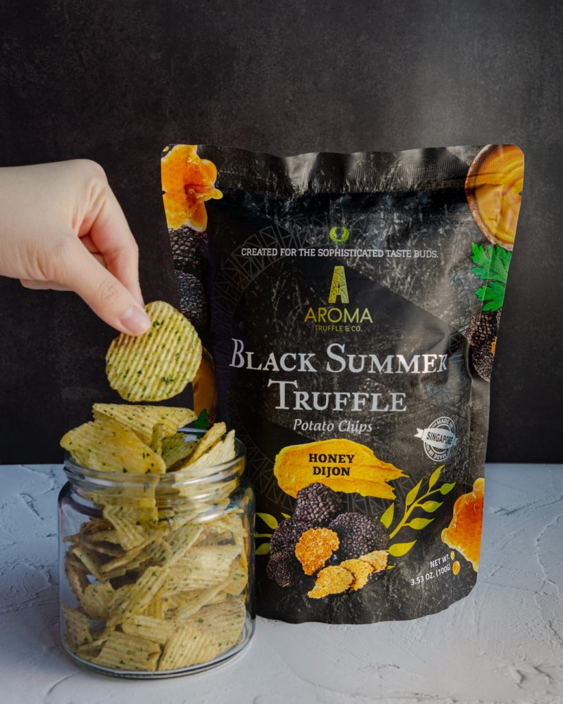 aroma truffle chips