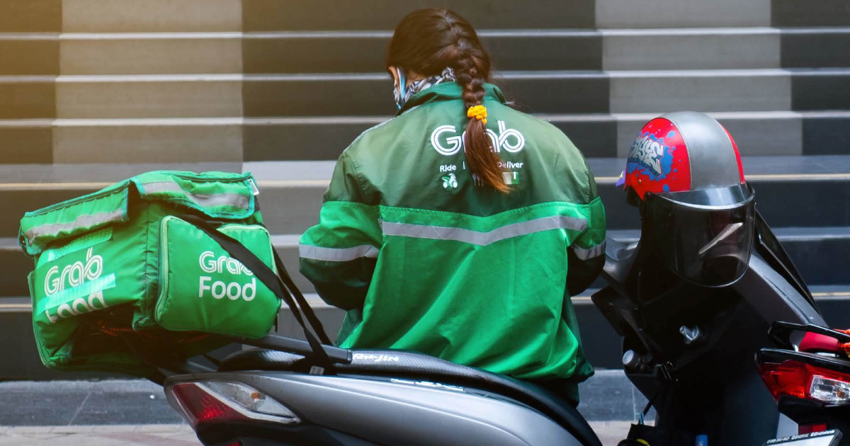 Delivery Rider Singapore