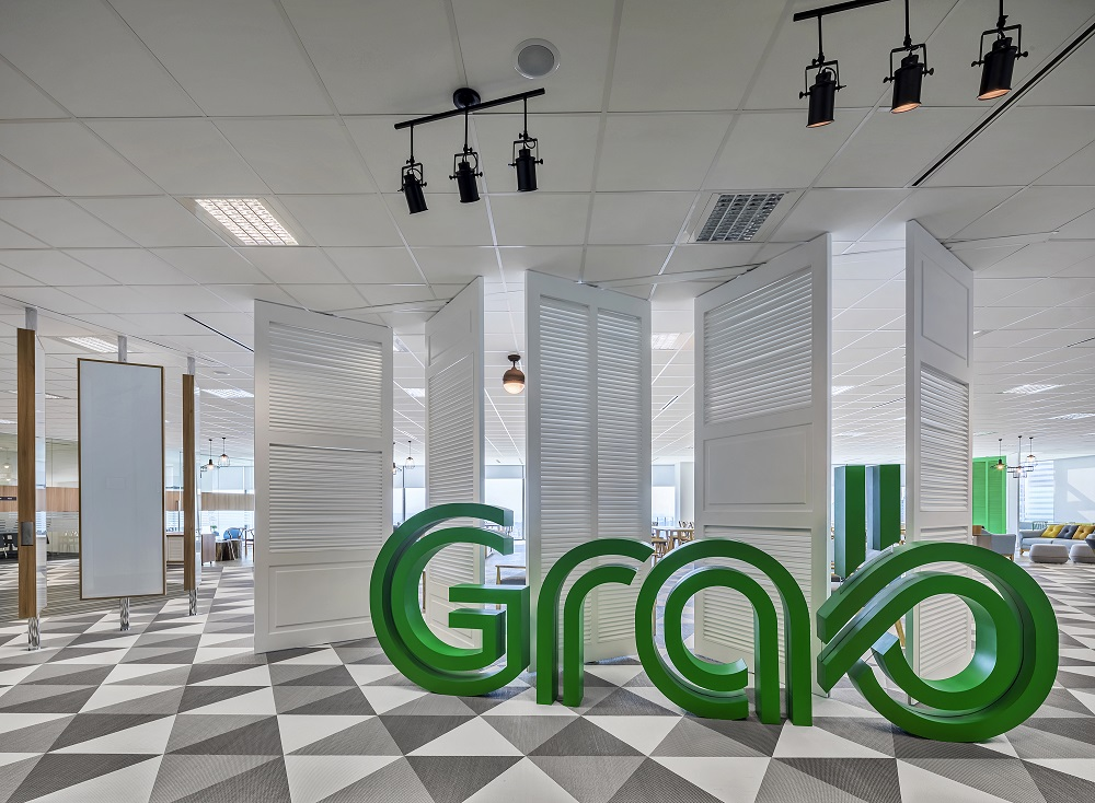 Grab singapore Office