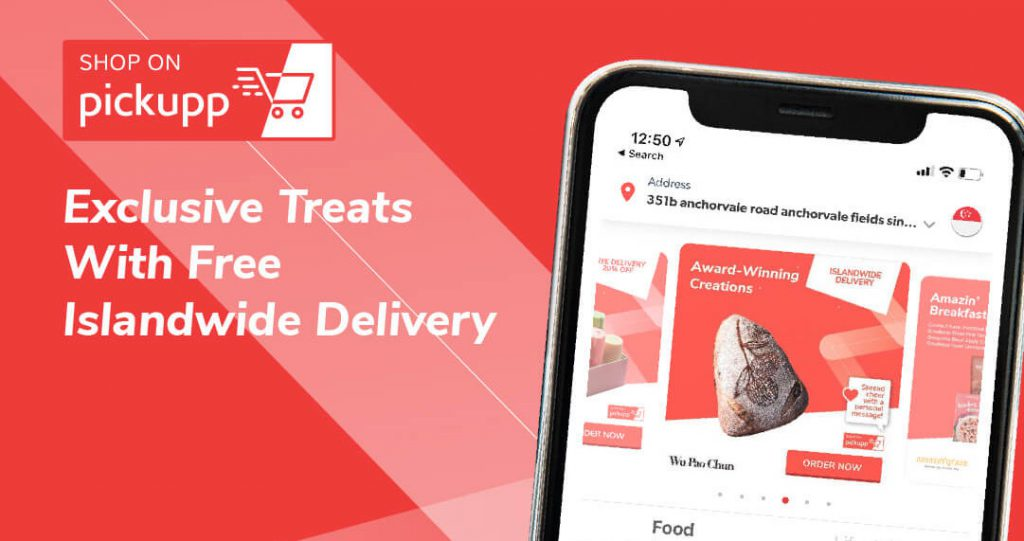 pickupp delivery app