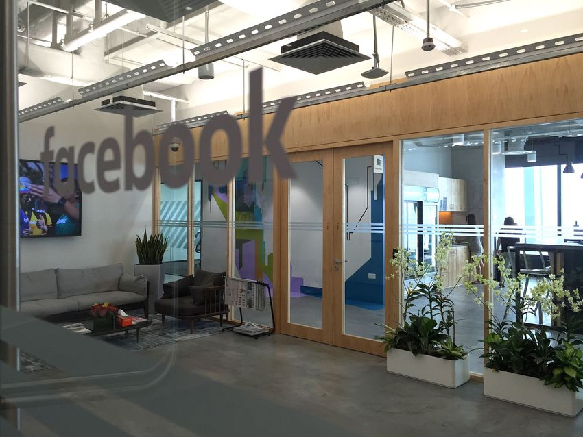 working in facebook singapore