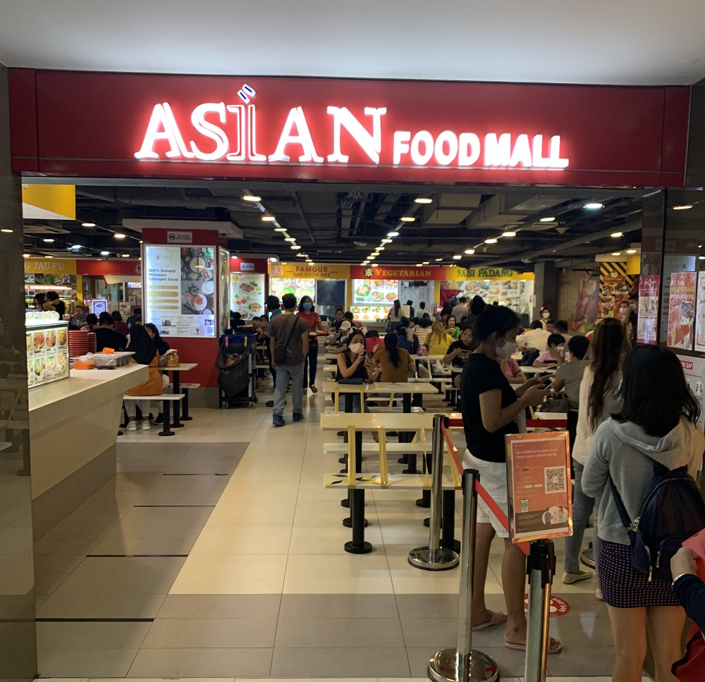 Asian Food Mall