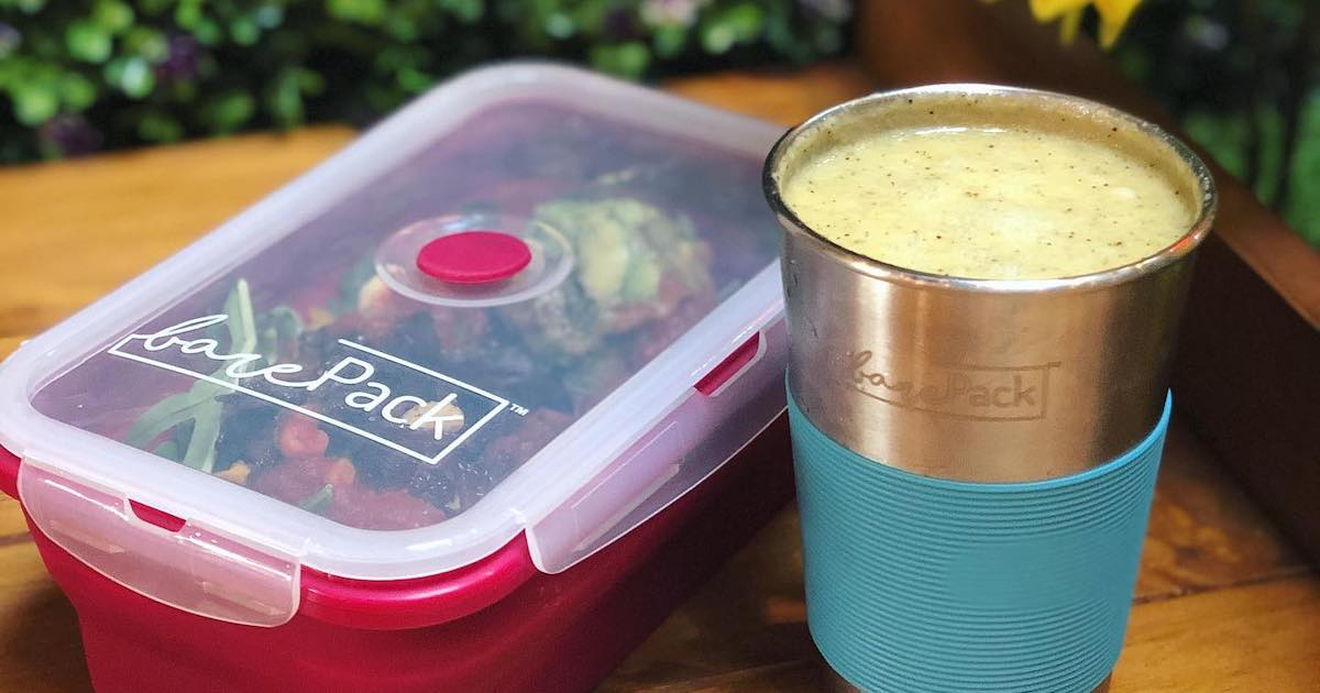 usable container food delivery