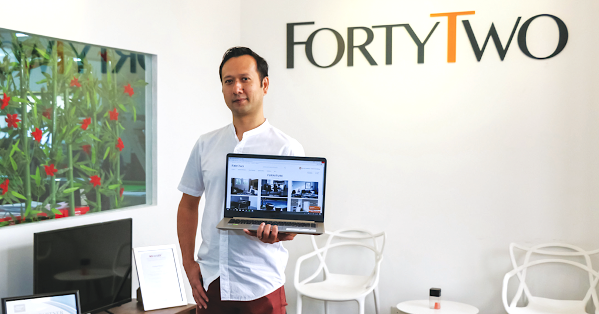 fortytwo founder naveed lee