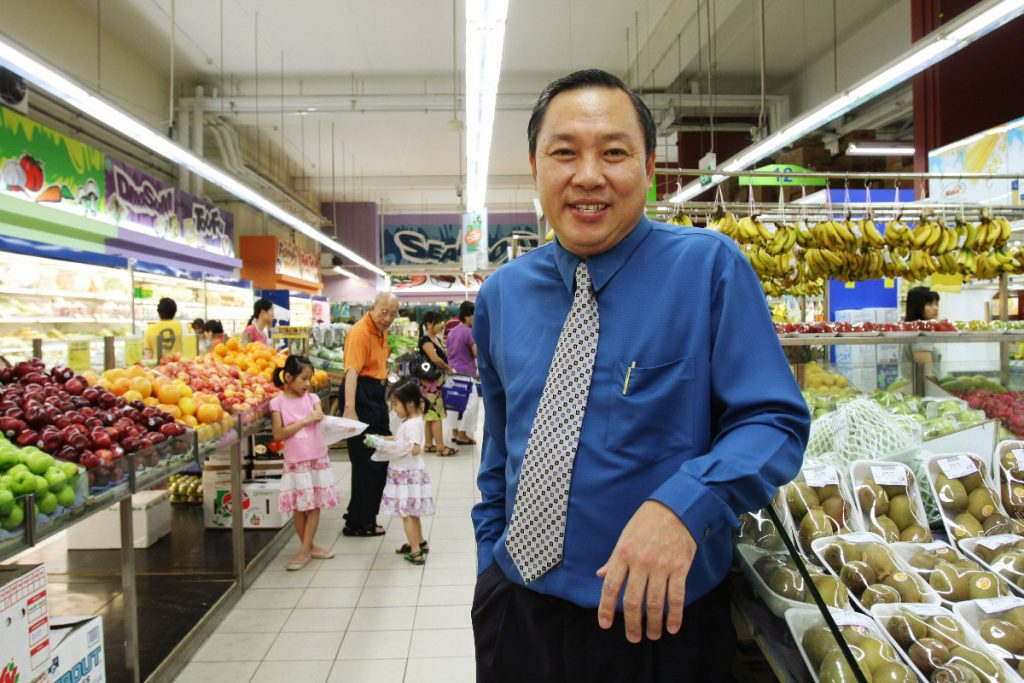 lim hock chee sheng siong