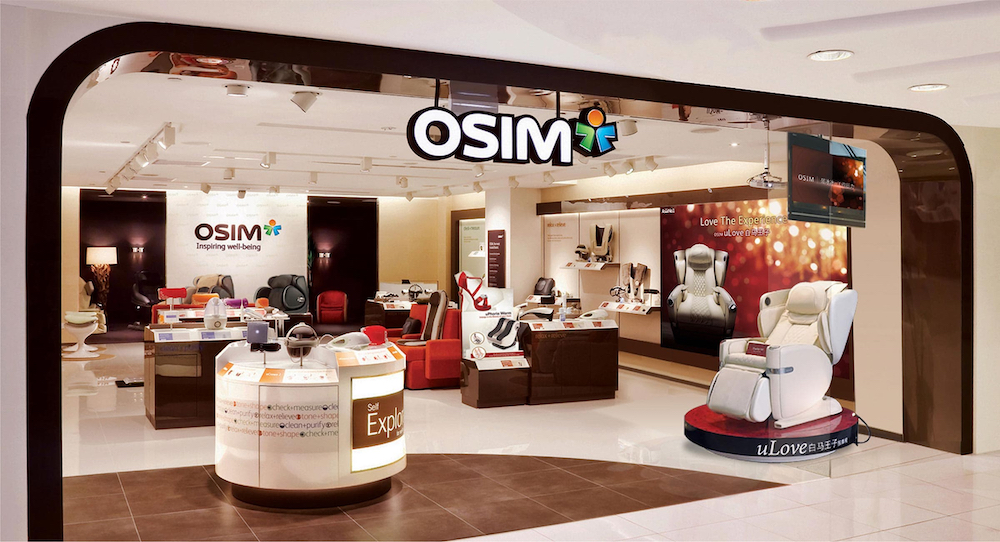 osim massage chairs