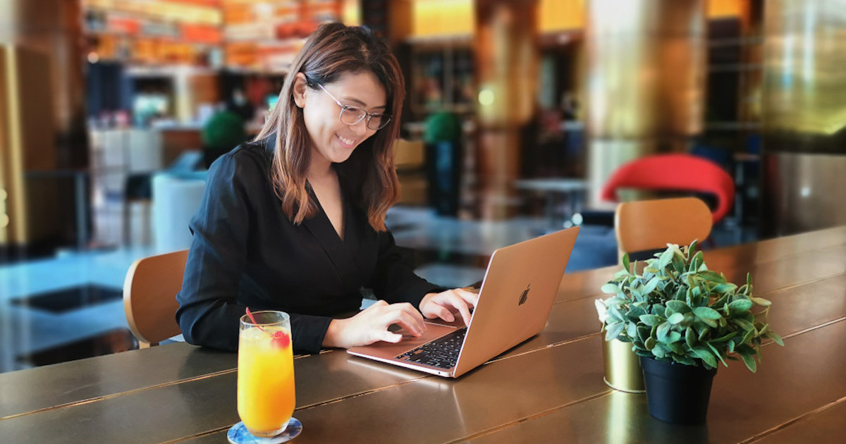 work from home places