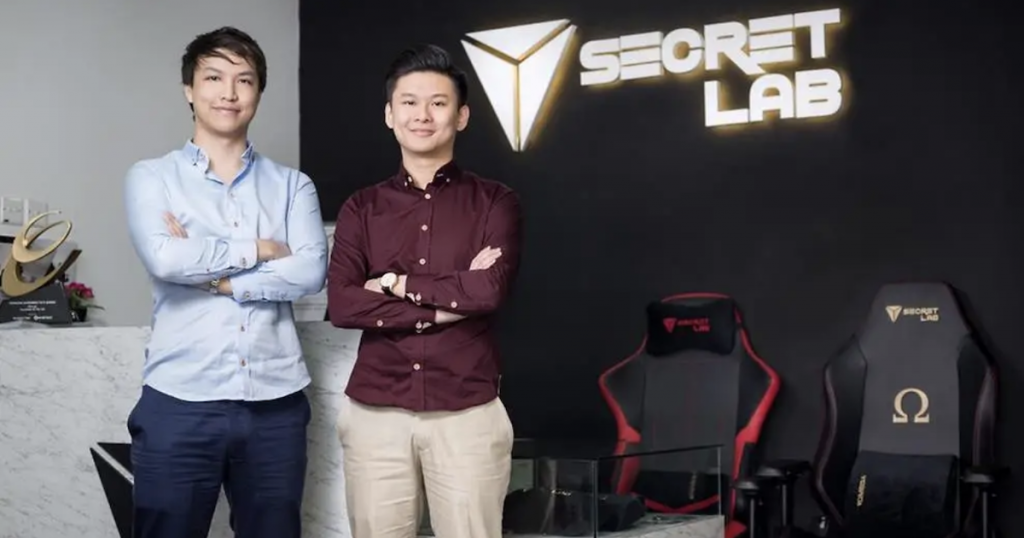 secretlab founders