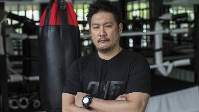 one championship chatri sityodtong
