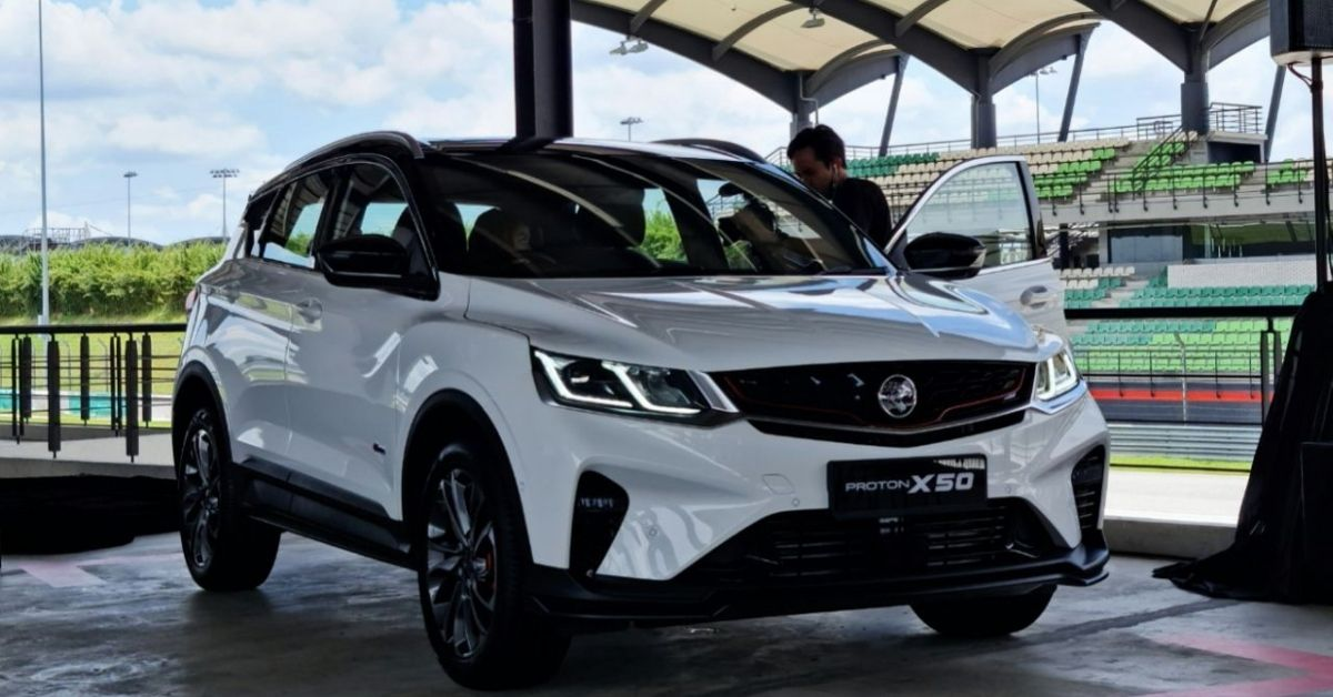 Proton X50 Review: Reviews on Top