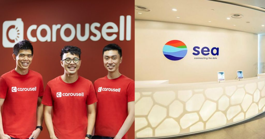 Carousell / Sea Limited