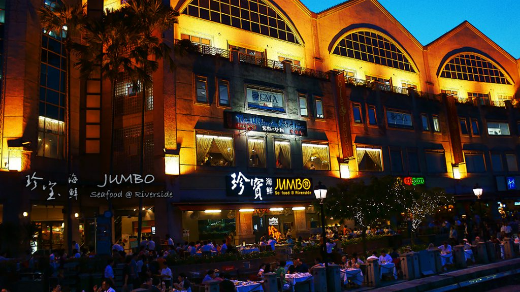 Jumbo Seafood Riverside Point