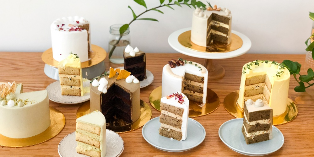 Cake Together: Wide Variety Of Cakes & Desserts For