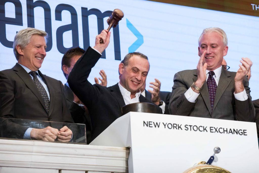epam new york stock exchange