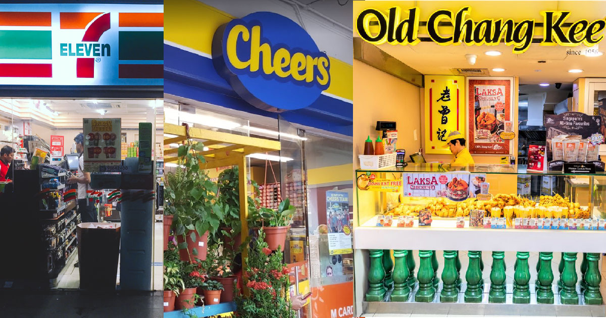 Franchise in SIngapore