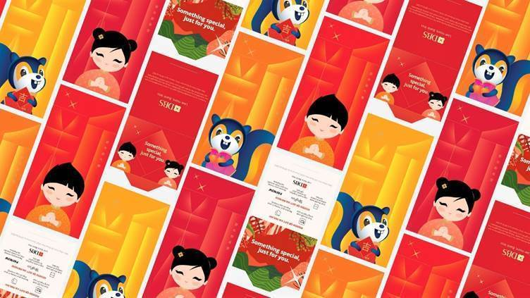 DBS/POSB red packets and DBS QR Gift cards