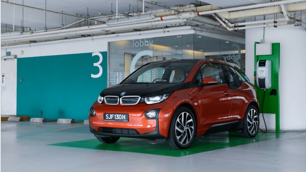 Buying an electric car in Singapore