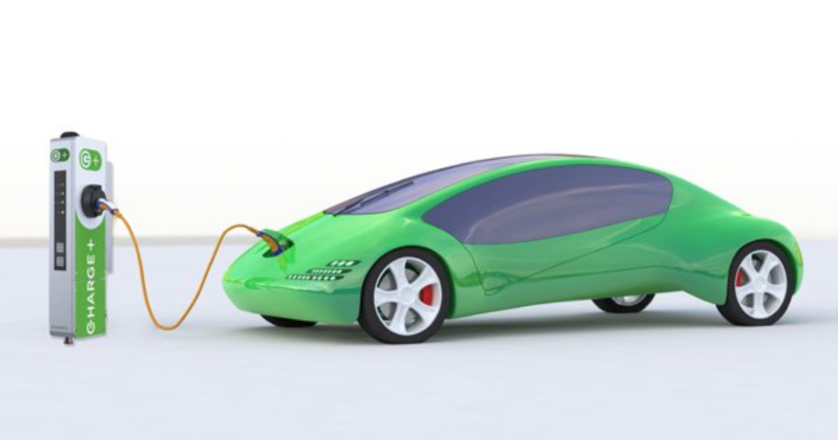 charge+ car