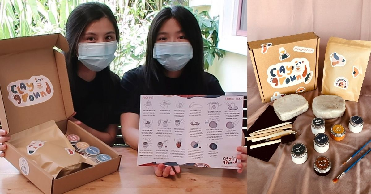 These M'sians Are Making Clay-Modelling More Accessible & Fuss-Free Through DIY Kits