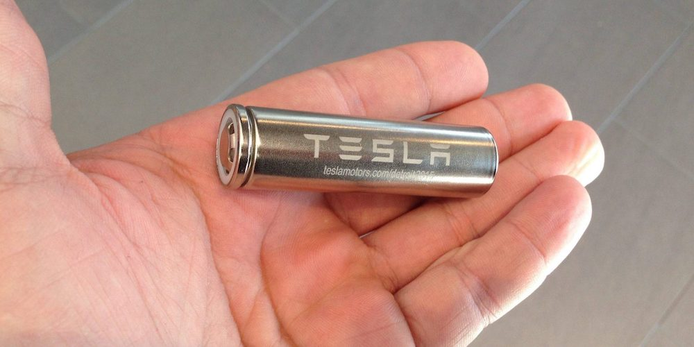 tesla lithium ion battery