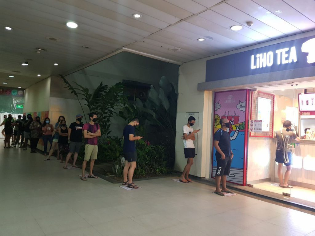 liho queue