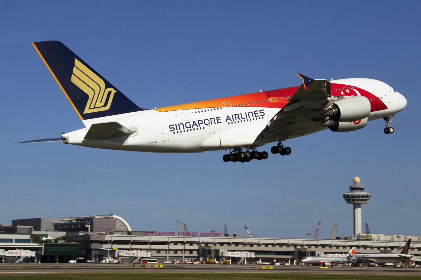 COVID-19 is helping Singapore Airlines get even stronger