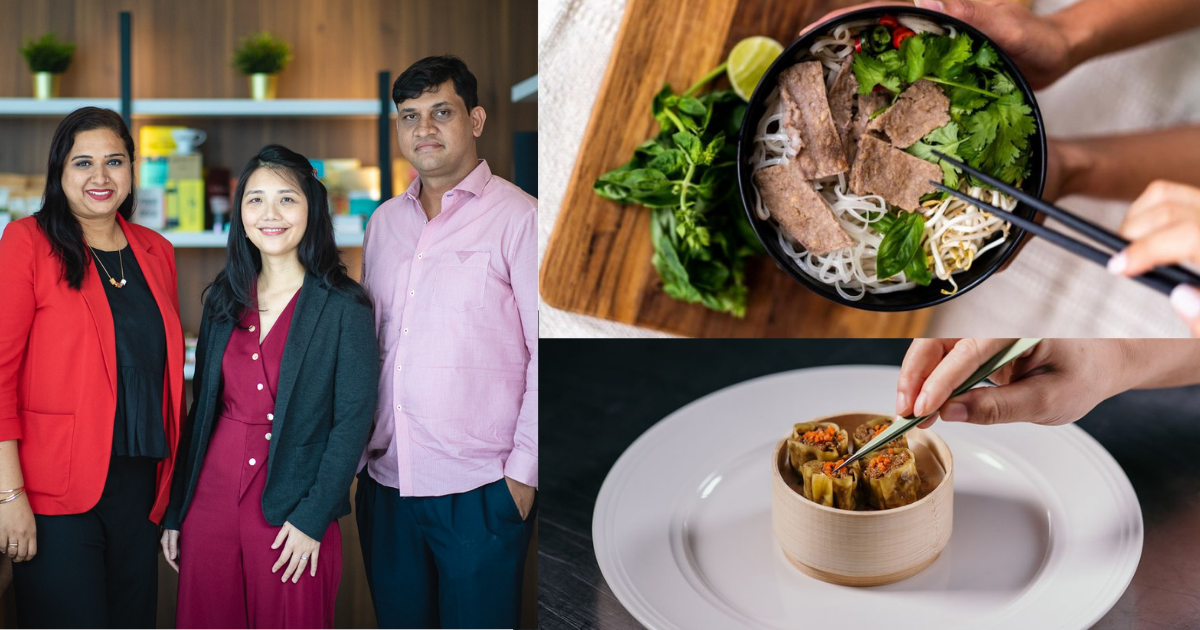 S'pore startup Shiok Meats acquires clean red meat company Gaia Foods