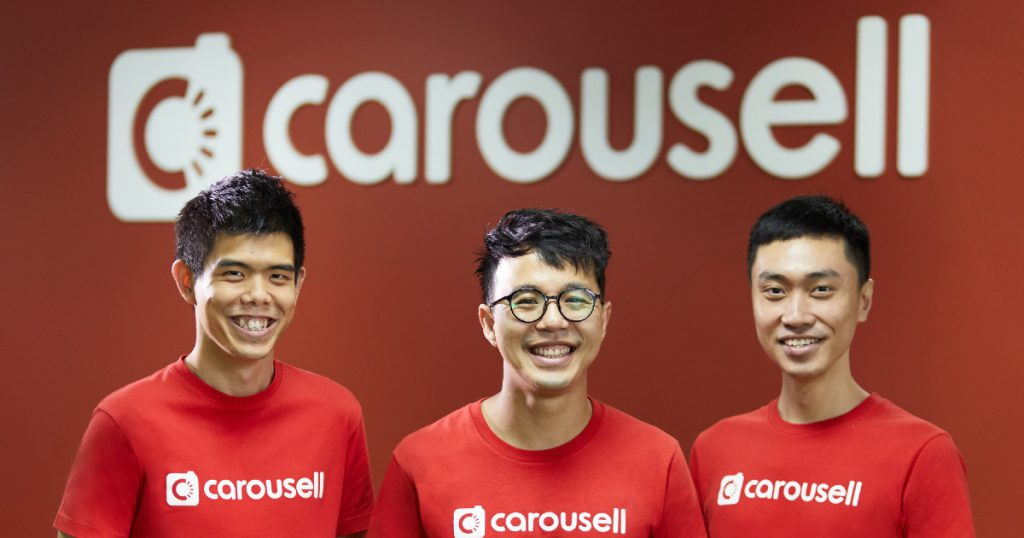 carousell founders