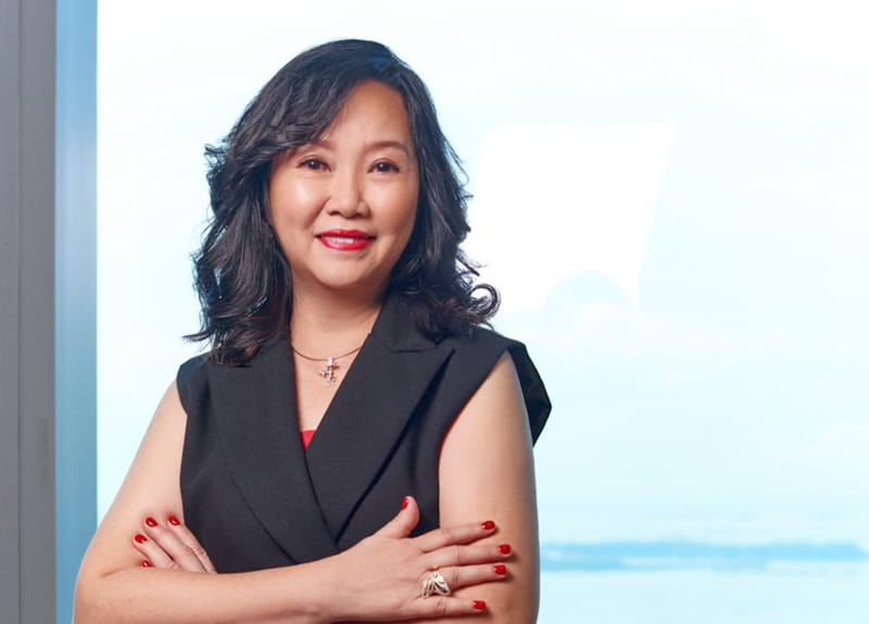 Eng-Kwok Seat Moey, Group Head of Capital Markets at DBS