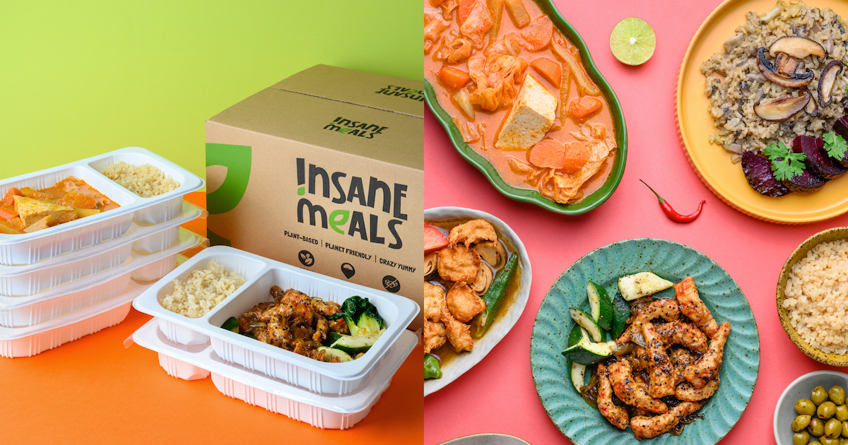 This S'porean is betting big on keto and plant-based meals, his latest - insanemeals f3